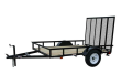 2019 CARRY-ON TRAILERS 6X8GW13
