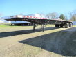 UTILITY 48X102 COMBINATION FLATBED TRAILER - SPRING, SPREAD AXLE