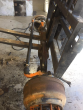 2006 STERLING ACTERRA FRONT AXLE