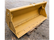PART #60-1757 FOR: CATERPILLAR 414E BUCKET ATTACHMENT