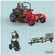 2021 GRAVELY MOWER PACKAGE GXFR52-000
