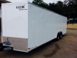 2019 LOOK TRAILERS 8.5' X 24' TANDEM AXLE CARGO TRAILER 10K