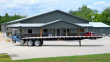 DORSEY FB45 FLATBED TRAILER