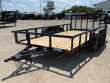 2021 BCI 14 FT. TANDEM AXLE UTILITY TRAILER
