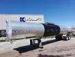 POLAR 7500 ALUMINUM ASPHALT TANK FOR LEASE ASPHALT / HOT OIL TANK TRAILER