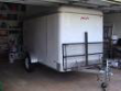 2002 PACE JOURNEY 5X10 ENCLOSED CARGO TRAILER