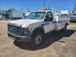 2008 MAKE AN OFFER 2008 FORD F450 UTILITY TRUCK - F450