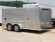 ENCLOSED MOTORCYCLE TRAILER 7X14