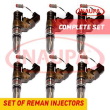 4902921 (ISM) – 6 INJECTORS SET – + CORE FREE SHIPPING