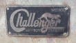 2001 WITZCO CHALLENGER FLATBED TRAILER