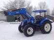 2007 NEW HOLLAND T4.95