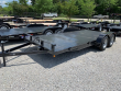 "2021 P&T TRAILERS 82"" X 18' STANDARD STEEL DECK CAR HAULER"