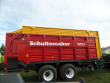 SCHUITEMAKER MULTI-PURPOSE LOADERWAGONS - RAPIDE 580V