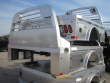 AS IS CM 8.5' X 97 ALSK FLATBED TRUCK BED