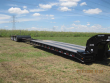 "2019 TRAIL KING TK110HED EXTENDABLE LOWBOY TRAILER - 28' 9"" CLOSED DECK LENGTH OPENS TO 48' 10"""