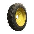 480/80R50 GOODYEAR FARM DT800 SUPER TRACTION R-1W ON 10-HOLE WHEEL