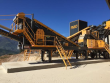 2019 FABO MOBILE CRUSHING PLANT