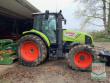 2011 CLAAS ARION 420