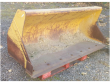 PART #60-1708 FOR: CATERPILLAR 414E BUCKET ATTACHMENT