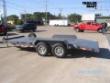 2020 CAM SUPERLINE 18' CAR HAULER FLATBED TRAILER - 5 TON STOCK# 8701