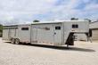 1998 FEATHERLITE 8400 HORSE TRAILER