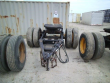 1995 SILVER EAGLE (10)SINGLE AXLE DOLLY TRAILERS-DOT READY-SPRING