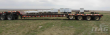 2007 ATOKA 53X102 DROP DECK TRAILER - WOOD FLOOR, QUAD AXLE, 60 TON, ROLLING TAIL