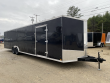 2021 DISCOVERY TRAILERS 8.5X34 ENCLOSED CARGO TRAILER W/ REAR RAMP DOOR