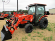 2021 BAD BOY 4035H 4WD CAB WITH LOADER /BB4035CHIL