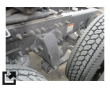 2013 MERITOR-ROCKWELL MR2014X AXLE ASSEMBLY, REAR (REAR)