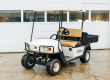 2011 JOHN DEERE EZ-GO GAS GOLF CART