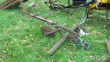 TRACTOR MOUNTED CABLE LAYER £350