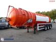 CROSSLAND WASHER TRUCK VACUUM TANK ALU 33 M3 / 1 COMP + PUMP