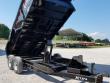 2019 DELCO DT8314027 14', 14K DUMP- SCISSOR, TARP, RAMPS