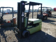 CLARKE ELECTRIC FORKLIFT