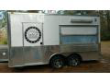8.5 X 16 TA LIGHTED CONCESSION TRAILER