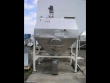 CUSTOM BUILT POWDER HOPPER - STAINLESS STEEL