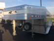 2017 4-STAR TRAILER 24′ STOCK W/ SLOPE NOSE