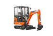 """HITACHI ZX-1 EXCAVATOR LOWER 1/2"""" POLYCARBONATE WINDSHIELD REPLACEMENT"""