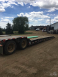 2007 EAGER BEAVER 35 TON LOWBOY TRAILER - 24FT WELL, HYDRAULIC DETACH, NON-GROUND BEARING, PONY MOTOR