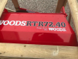 2019 WOODS RTR72.40