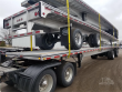 2020 MAC TRAILER MFG 53 FT ALUMINUM FLATBED WITH FIXED SPREAD AXLES