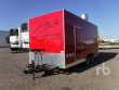 2020 SKY 18 FT X 8 FT 5 IN. T/A FOOD SERVICE