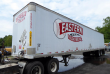 1999 STRICK 53' TANDEM AXLE DRY BOX TRAILER
