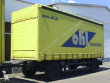 ACKERMANN FLATBED TRAILER PA-F 18/7.4 2 AXLES
