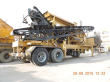 MÜLLER 21802 MOBILE IMPACT CRUSHER ON TYRE