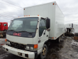 2005 GMC 5500 LOT NUMBER: H185