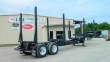PITTS USED LP40-4L SPS LOG TRAILER