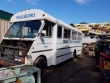 1985 GM/CHEV (HD) STEP VAN LOT NUMBER: T-SALVAGE-1103