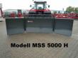 EURO-JABELMANN MAISSCHIEBESCHILD MMS 5000 H, 5000 MM BREIT,